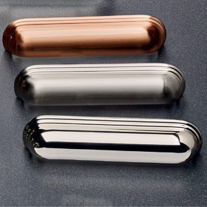 cylindrical metal objects